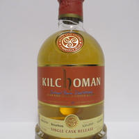 Kilchoman single cask release 5years