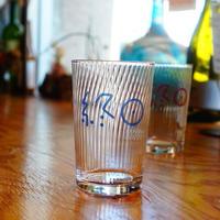 終日麦酒グラス(深夜のネイビー)