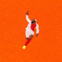 CITY BOYS FC x TIÉMOUÉ BAKAYOKO TEE (Orange)