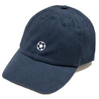 SHUKYU × Noritake / SOCCER BALL CAP (Navy)