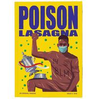 eighteen86 - POISON LASAGNA  Issue 2