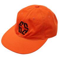 NIVELCRACK -   LOGO 6 PANEL CAP (Orange)