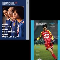 MUNDIAL JPN - Issue 1 & 2 set