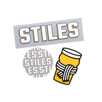 STILES - Sticker Pack