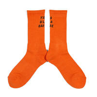 """T'AS D'LA BARRE"" SOCKS"