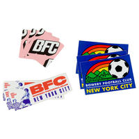 Bowery FC - Sticker Pack