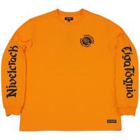 NIVELCRACK X LIGA TOQUIO - LONG SLEEVE (Orange)