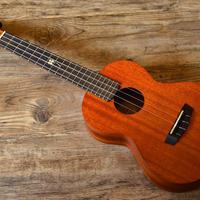 ◆劇鳴り Sinye ukulele AAA級マホガニー単板 テナーウクレレ◆