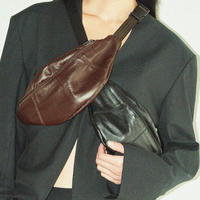 TODAYFUL/トゥデイフル Leather Zip Sacoche 12111004