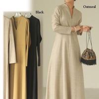 TODAYFUL (トゥデイフル) Georgette Raglan Dress 20秋冬【12020329】フレアワンピース