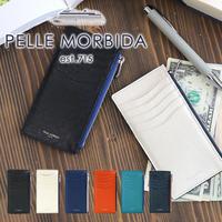 PELLE MORBIDA / 本革カードミニウォレット