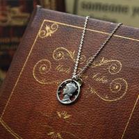 amp japan/Mercury Dime Necklace