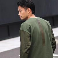 Loungie/ラウンジ  Shunal's STOREオリジナル ドロップショルダー切替カットソー LER-20113