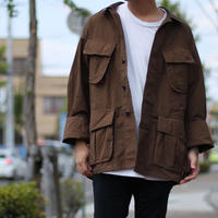 JOHNBULL/ファティーグシャツジャケット 12711