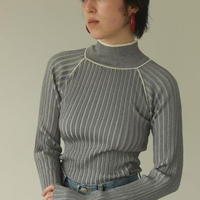 TODAYFUL (トゥデイフル) /Raglan Stripe Knit【12020528】