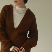 TODAYFUL (トゥデイフル)/ Uneck Soft Knit /12020527