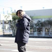 PYRENEX/ ピレネックス  ダウンファージャケット『 ANNECY 』アヌシー  hmk009-bk