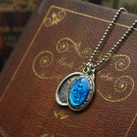 amp japan/Color Mary Locket -BLUE-