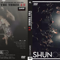 Live DVD「THE THREE 4 U」