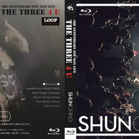 Live Blu-ray「THE THREE 4 U」