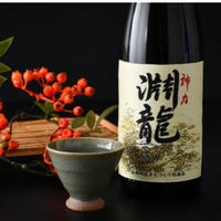 純米酒 淵龍 燗酒 1800ml