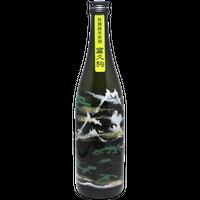 冬限定瓶 特選純米原酒 富久駒