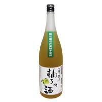 一筆啓上 柚子の酒 1,800ml