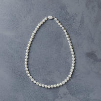 13009 / Akoya Pearl Necklace (6~6.5mm)