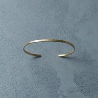 14007 / Silver Bangle (2.5cm)
