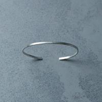 14008 / Silver Bangle (2.5mm)
