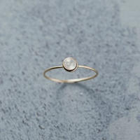 17010 / Rose Cut Diamond Ring (Medium)