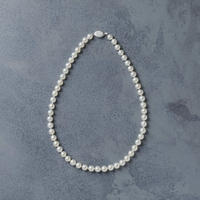 19002 / Akoya Pearl Necklace (6.5~7mm)