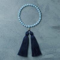 shuo14020 Juzu (Angelite × Navy) 女性用