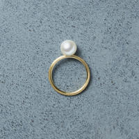 shuo13013 Tansui Pearl Ring (Mat)