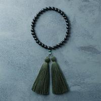shuo13024 Juzu (Black Horn × Moss Green) 女性用