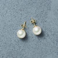 shuo13015  Akoya Pearl Piercing