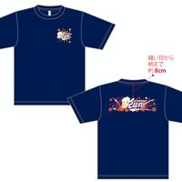 00300_ドライTシャツ(ネイビー)三周年記念デザイン