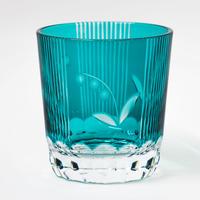 鈴蘭 ロックグラス -緑-