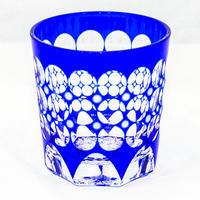 珠 ロックグラス -瑠璃-