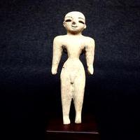 メルガル 男性土偶