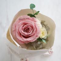 お花への【カスタム】メッセージプリント