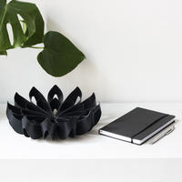 Fruit bowl - Black S -