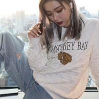 nonterey knit polo ※ unisex item