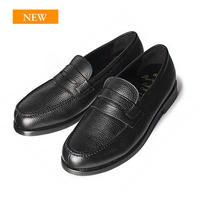 FT1011E-01 / Black Shrink Leather | 42ND ROYAL HIGHLAND Technical Comfort