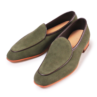 CS9011S-42 / Moss Green Suede | 42ND ROYAL HIGHLAND transfer