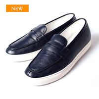 【Men's Ex ONLINE 掲載】CS0701E-31 / Navy Shrink Leather | 42ND ROYAL HIGHLAND transfer