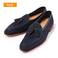 CS9012S-31 / Navy Suede | 42ND ROYAL HIGHLAND transfer