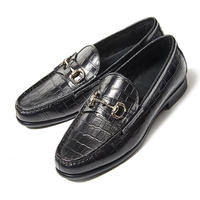 CS8017-01 / Black Embossed Leather | 42ND ROYAL HIGHLNAD transfer