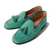 CS0006S-33 / Turquoise Suede | 42ND ROYAL HIGHLAND transfer【 LAST vol.20 掲載 】