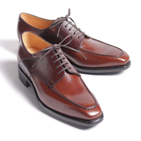 CH7402F-CB13 / Tan × D.Brown | 42ND ROYAL HIGHLAND Navy Collection